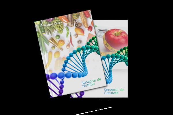 Rapoartele Testelor Genetice ale Pachetului DNA Nutricontrol