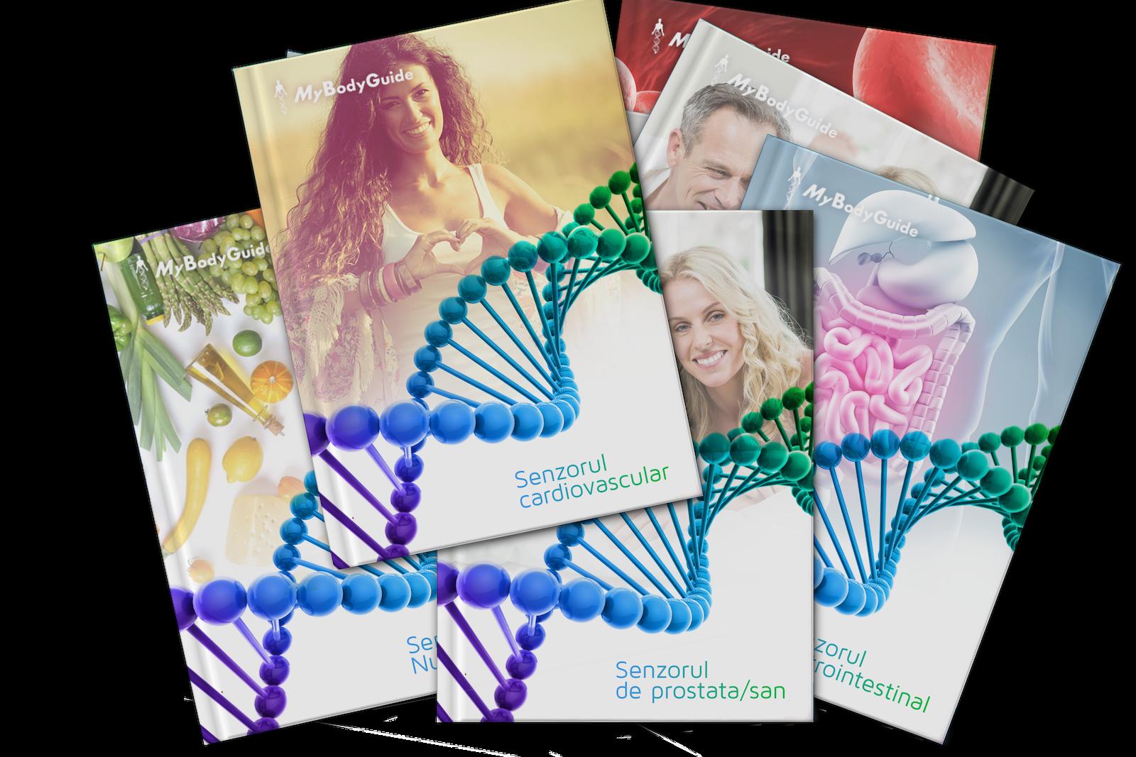 Rapoartele Testelor Genetice ale Pachetului Premium
