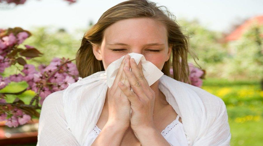 test alergii