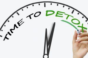e timpul pentru detoxifiere